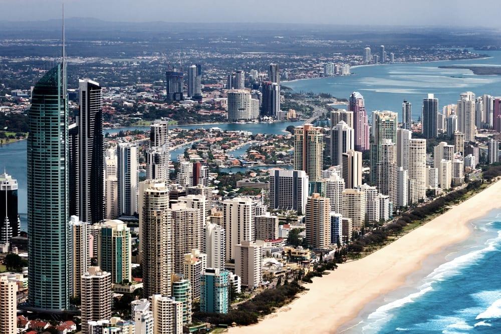 Australia's property