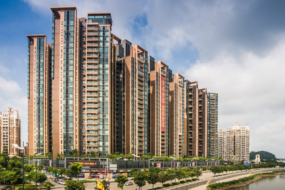 Chinese real-estate