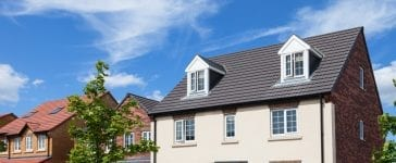 England housing
