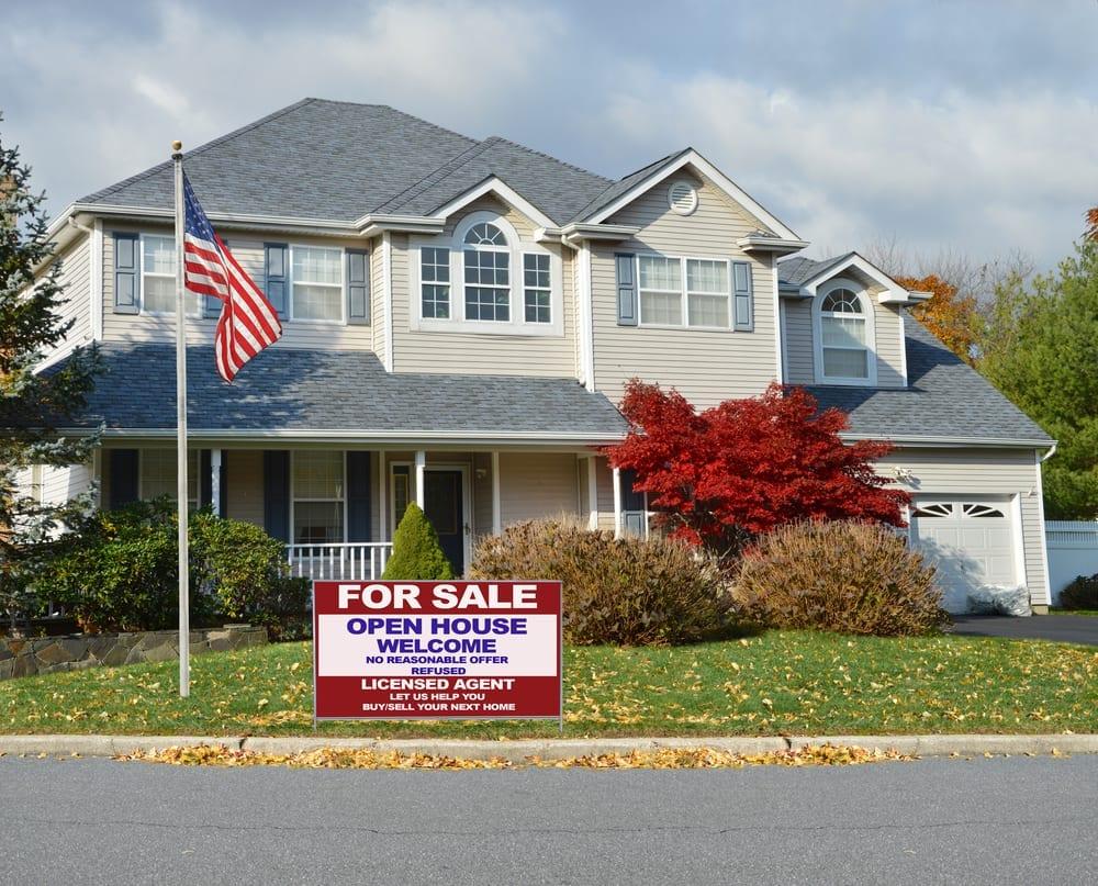 US house sales