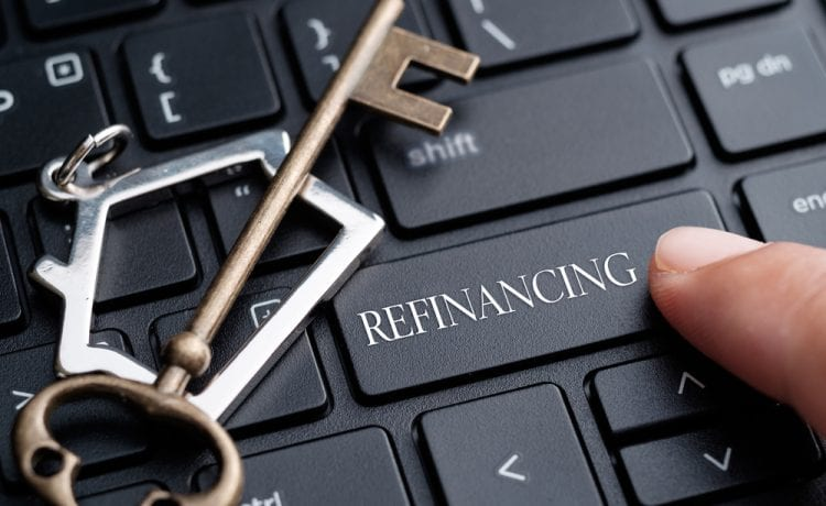 mortgage refinancings