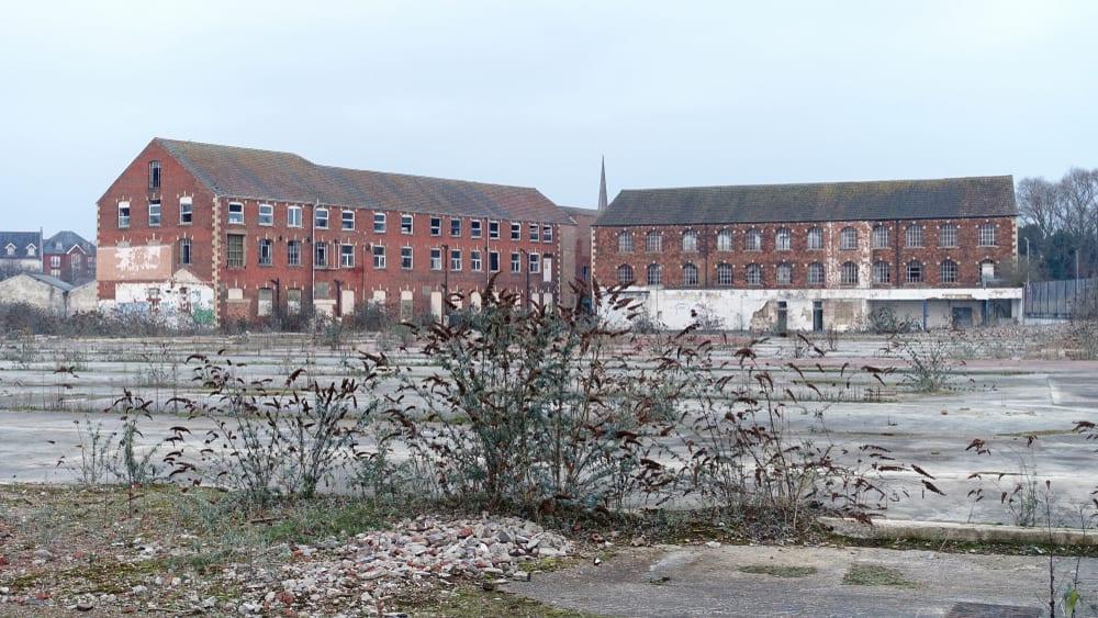 London industrial land