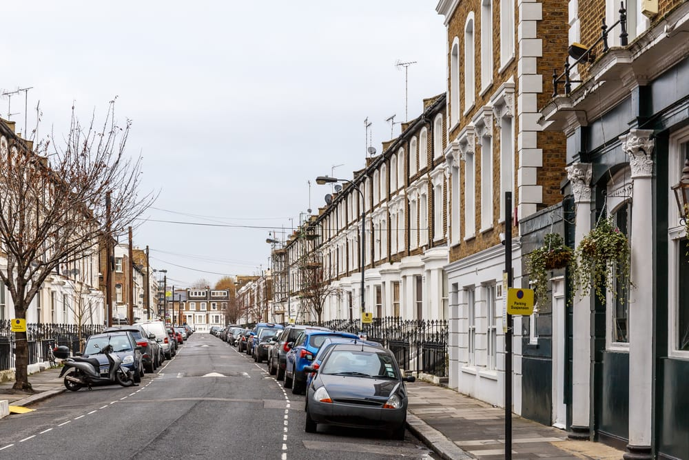 London rents