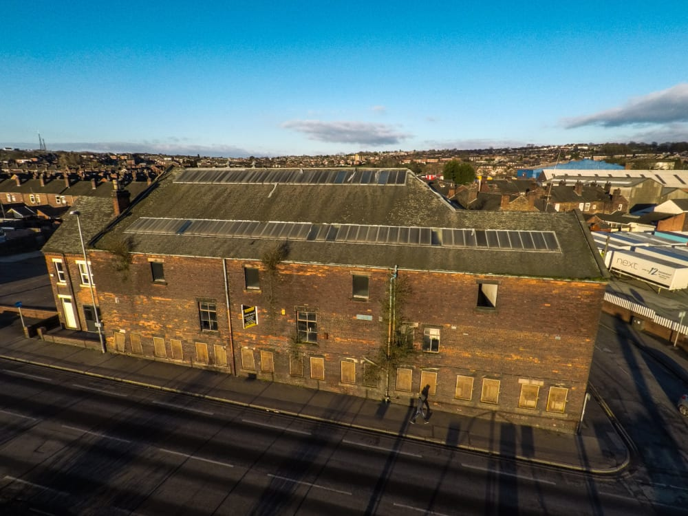 Staffordshire warehouse
