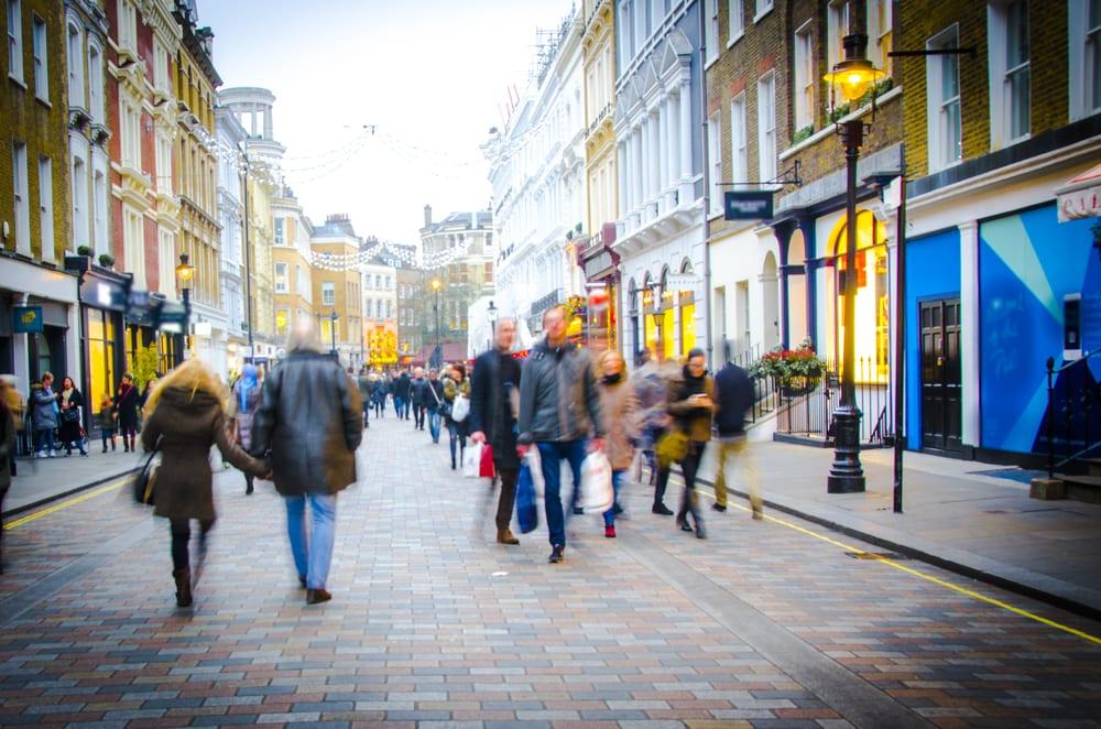 London retail