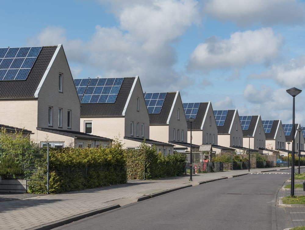 low carbon housing