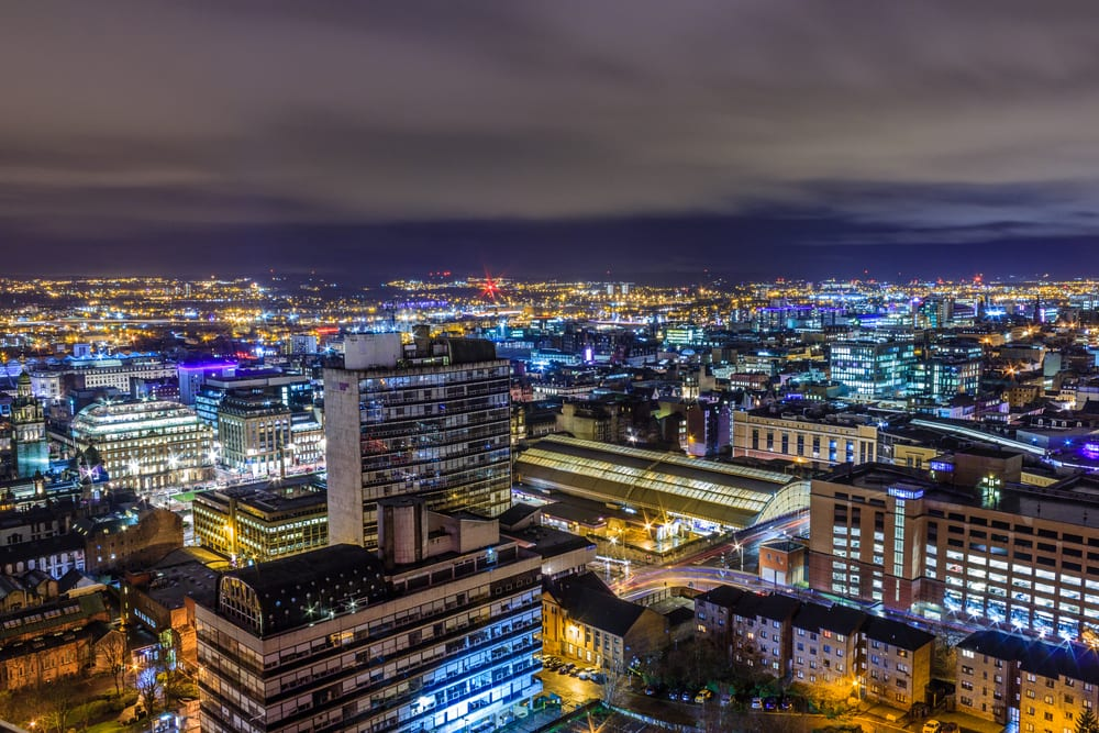 Glasgow development