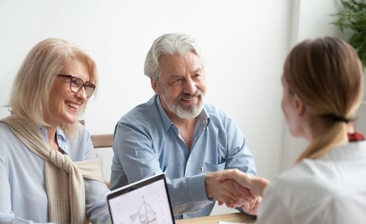 Older homeowners