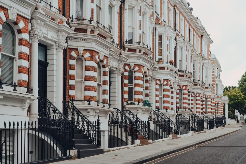 homes outside London