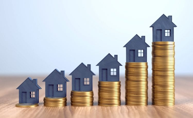 house price climb