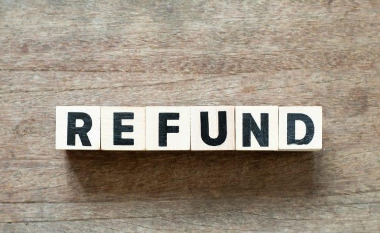 deposit refund