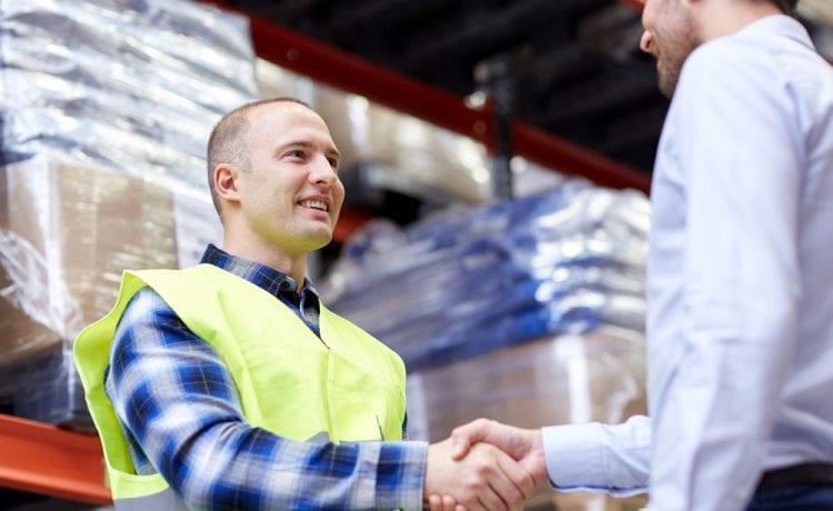 warehouse deal