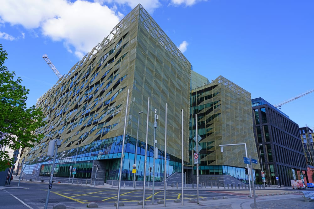 Irish Central Bank