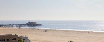 Los Angeles beachfront property