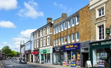 commercial property uk