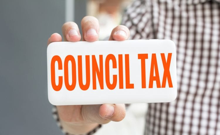 council tax bills