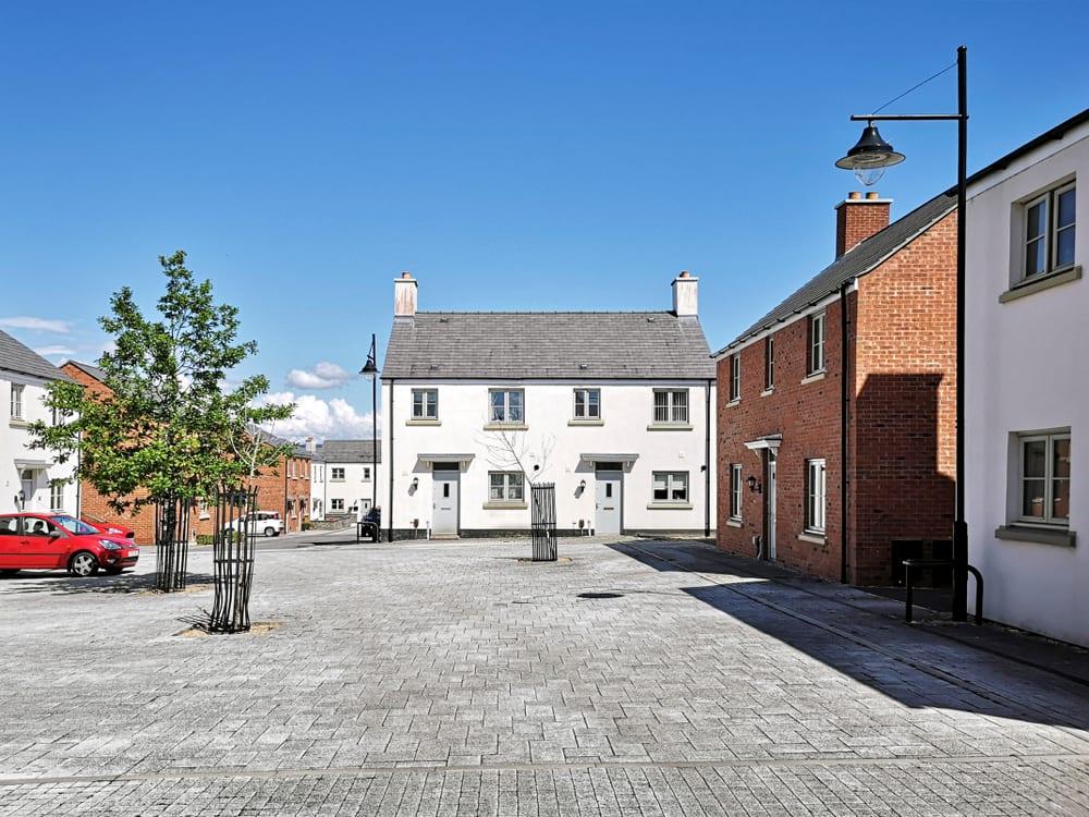 York housing development