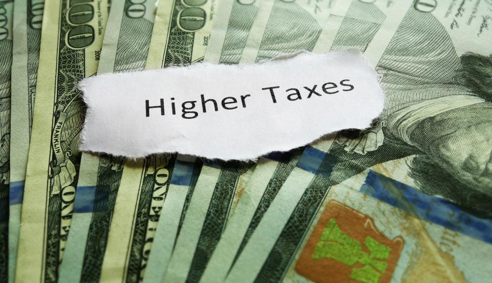 higher-taxes