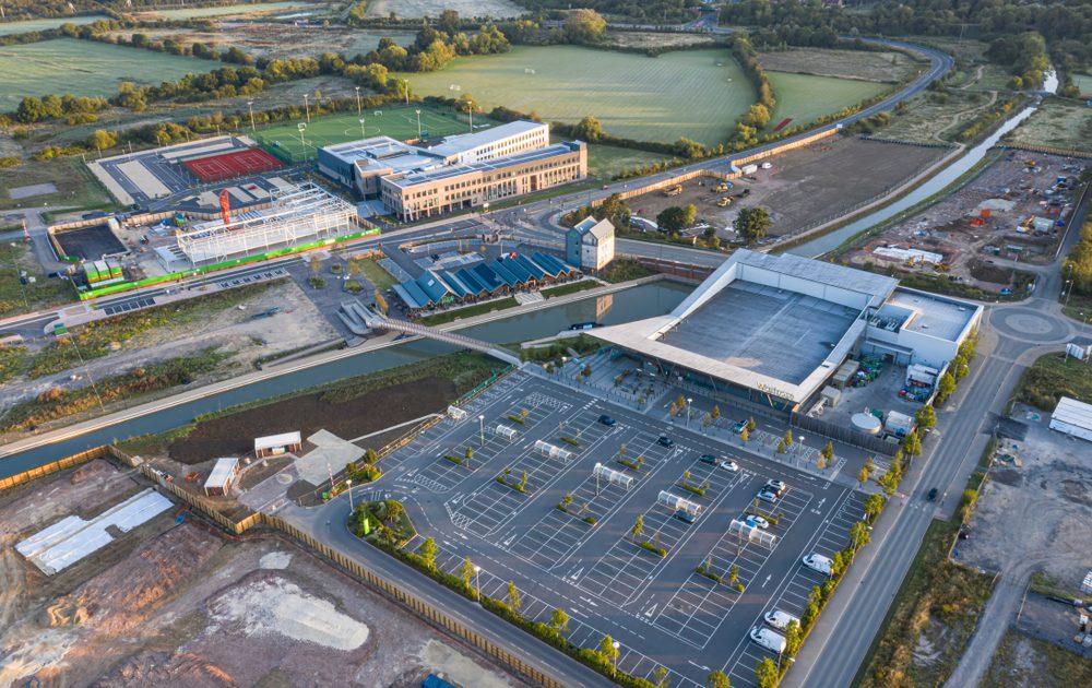 Swindon development