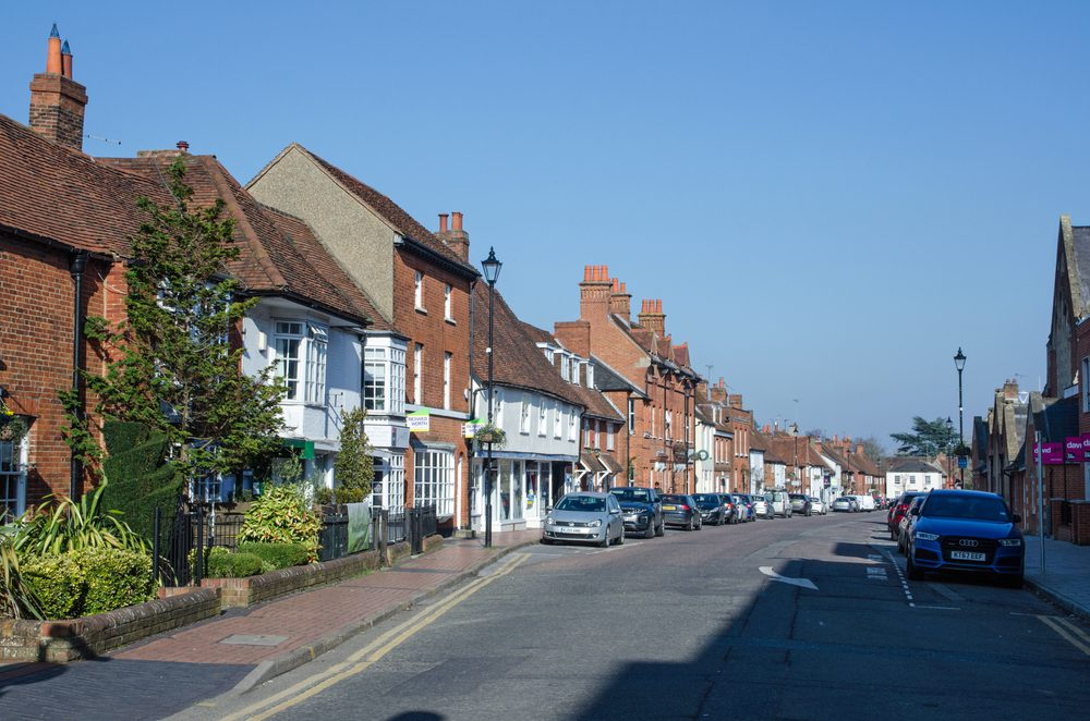Wokingham property