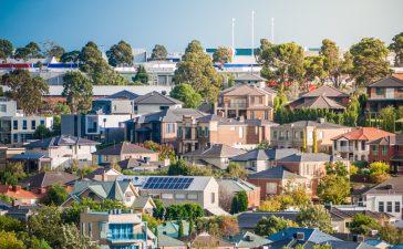 Australia suburbs